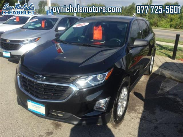 2018 Chevrolet Equinox LS (Stk: P6589) in Courtice - Image 1 of 12