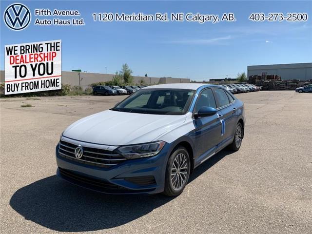 2020 Volkswagen Jetta Comfortline (Stk: 20129) in Calgary - Image 1 of 23