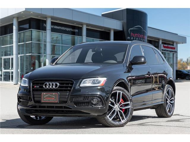 2017 Audi SQ5 3.0T Dynamic Edition (Stk: 20HMS903) in Mississauga - Image 1 of 24