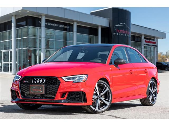 2020 Audi RS 3 2.5T (Stk: 20HMS929) in Mississauga - Image 1 of 27