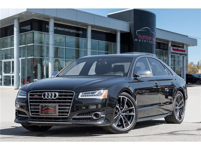 2016 Audi S8 4.0T Plus (Stk: 20HMS656) in Mississauga - Image 1 of 26