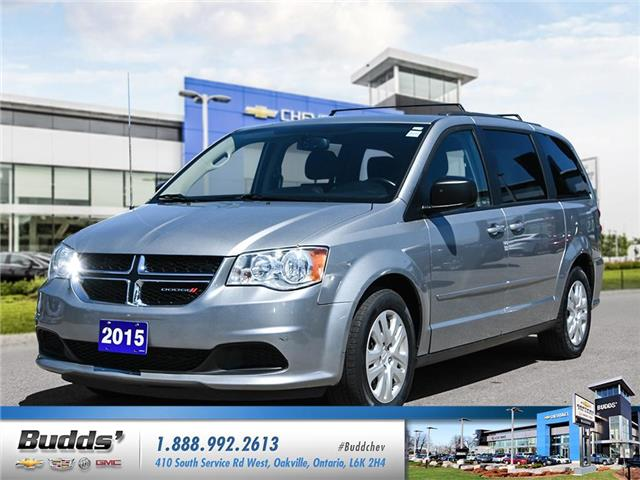 2015 Dodge Grand Caravan SE/SXT (Stk: XT8183LA) in Oakville - Image 1 of 25