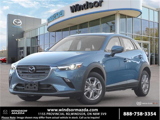 2020 Mazda CX-3 GS (Stk: C34140) in Windsor - Image 1 of 23