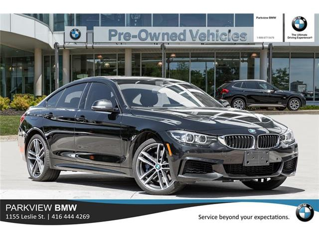 2019 BMW 440i xDrive Gran Coupe (Stk: 20675A) in Toronto - Image 1 of 21