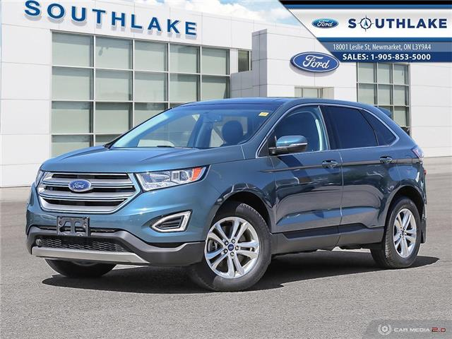 2016 Ford Edge SEL (Stk: P51351) in Newmarket - Image 1 of 27