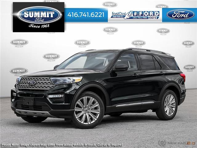 2020 Ford Explorer Limited (Stk: 20T8037) in Toronto - Image 1 of 23