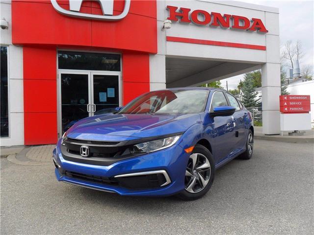 2020 Honda Civic LX (Stk: 11013) in Brockville - Image 1 of 26