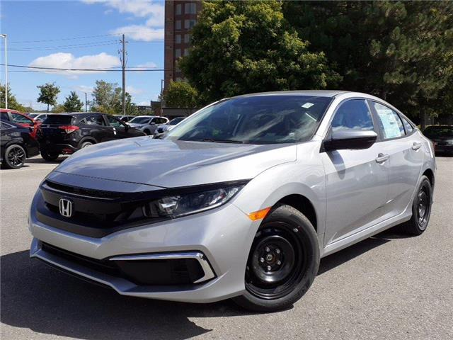 2020 Honda Civic LX (Stk: 20-0603) in Ottawa - Image 1 of 22