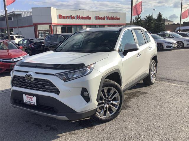 2019 Toyota RAV4 Limited (Stk: U19581) in Barrie - Image 1 of 30