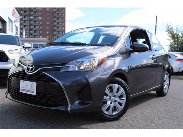 2016 Toyota Yaris CE (Stk: L28595) in Ottawa - Image 1 of 21
