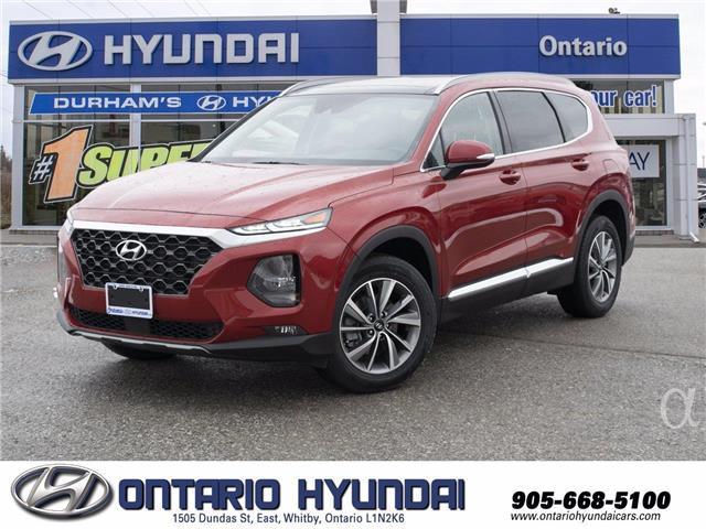 2020 Hyundai Santa Fe Ultimate 2.0 (Stk: 256353) in Whitby - Image 1 of 22