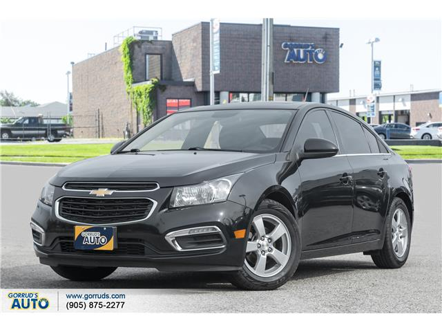 2016 Chevrolet Cruze Limited 2LT (Stk: 162657) in Milton - Image 1 of 21