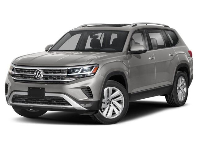 2021 Volkswagen Atlas 3.6 FSI Highline (Stk: W1854) in Toronto - Image 1 of 9