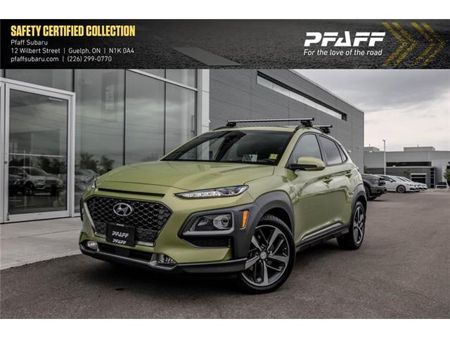 2019 Hyundai Kona 1.6T Ultimate (Stk: S00783A) in Guelph - Image 1 of 22