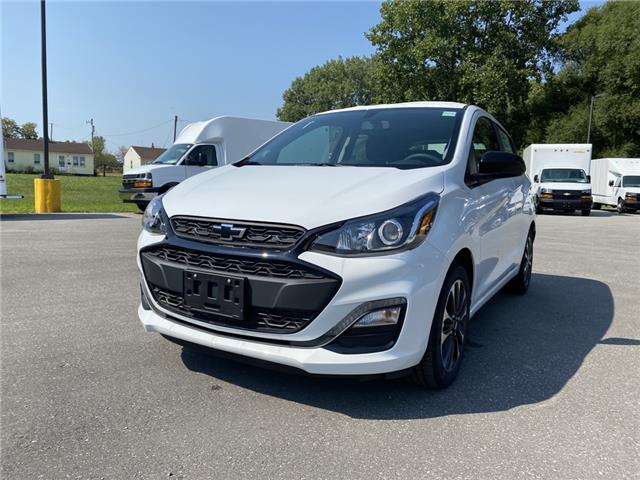 2021 Chevrolet Spark 1LT CVT (Stk: 21-0026) in LaSalle - Image 1 of 5