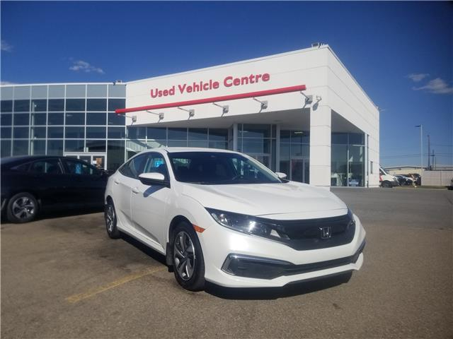 2019 Honda Civic LX (Stk: U204187) in Calgary - Image 1 of 26