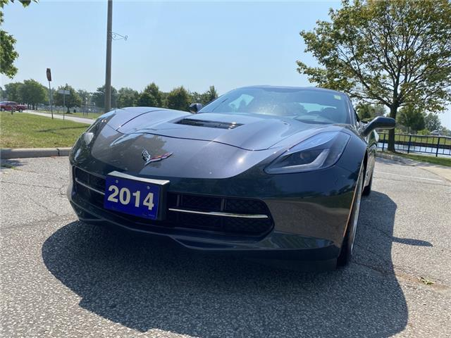2014 Chevrolet Corvette Stingray Base 1G1YD2D71E5126087 P-4352 in LaSalle