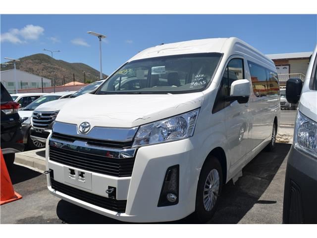 2020 Toyota HI ACE High Roof (Stk: 17813) in Philipsburg - Image 1 of 2
