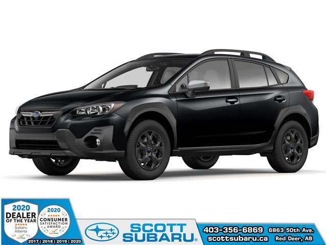 2021 Subaru Crosstrek Outdoor (Stk: 205993) in Red Deer - Image 1 of 2