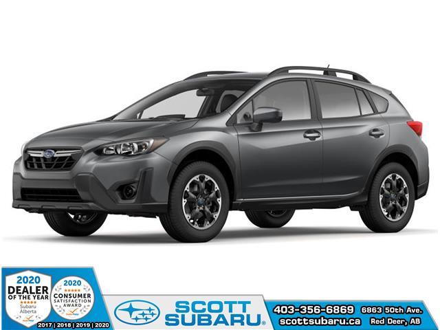 2021 Subaru Crosstrek Convenience (Stk: 208598) in Red Deer - Image 1 of 4