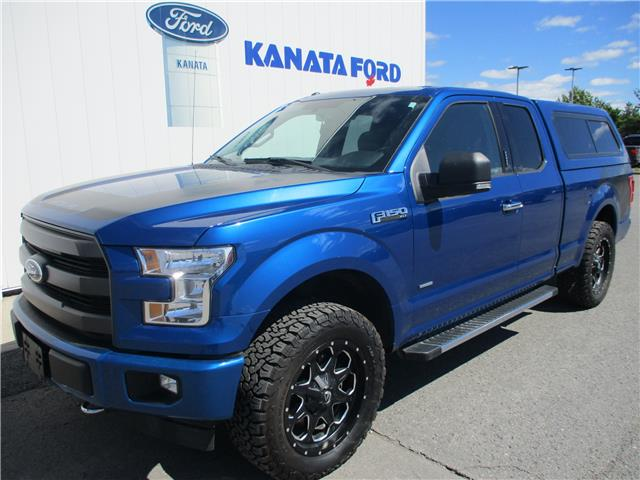2017 Ford F-150 XLT (Stk: P50100) in Kanata - Image 1 of 13
