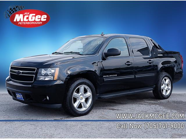 2011 Chevrolet Avalanche 1500 LT (Stk: 20559A) in Peterborough - Image 1 of 21