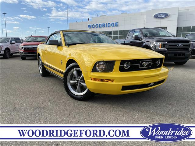 2006 Ford Mustang V6 (Stk: 17526A) in Calgary - Image 1 of 19