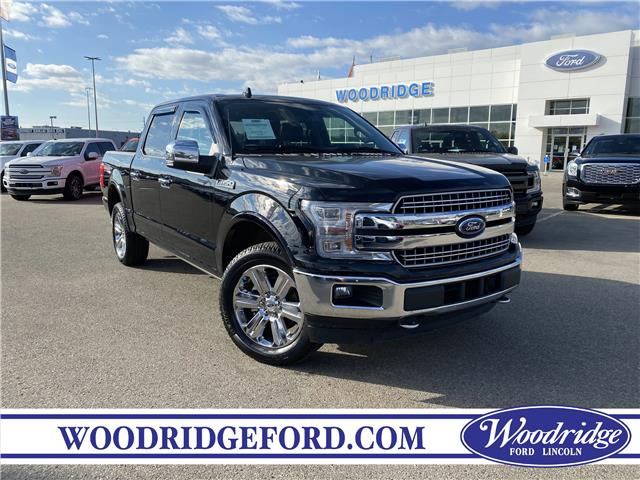 2018 Ford F-150 Lariat (Stk: L-1120A) in Calgary - Image 1 of 24