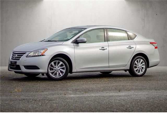 2015 Nissan Sentra  (Stk: M20-0137A) in Chilliwack - Image 1 of 18
