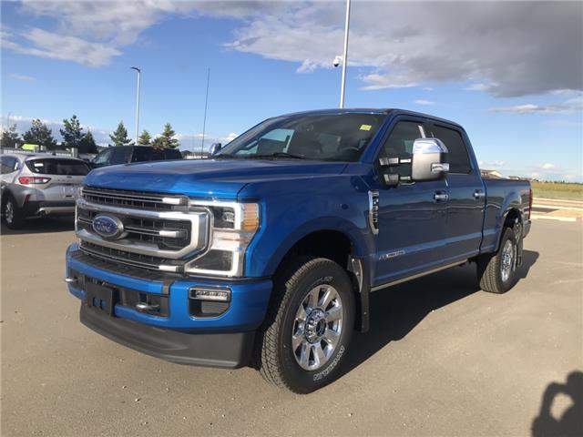 2020 Ford F-350 Platinum (Stk: LSD203) in Ft. Saskatchewan - Image 1 of 23