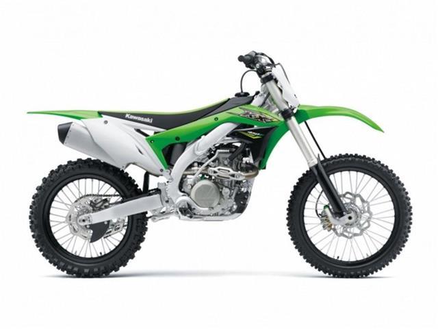New 2018 Kawasaki KX™ 450F   - SASKATOON - FFUN Motorsports Saskatoon