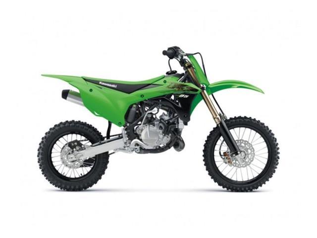 New 2020 Kawasaki KX85   - SASKATOON - FFUN Motorsports Saskatoon