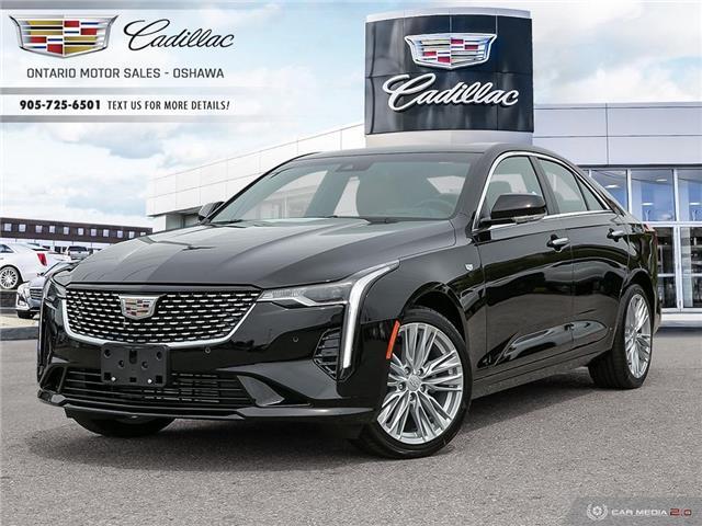 2020 Cadillac CT4 Premium Luxury (Stk: 0146990) in Oshawa - Image 1 of 18