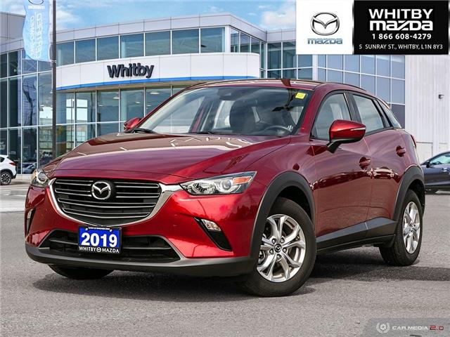 2019 Mazda CX-3 GS (Stk: 2344A) in Whitby - Image 1 of 27