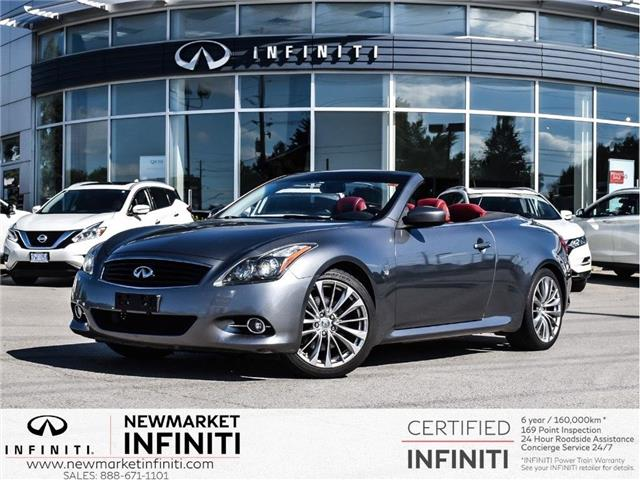 2014 Infiniti Q60 Premier Edition (Stk: 19QX50151A) in Newmarket - Image 1 of 28