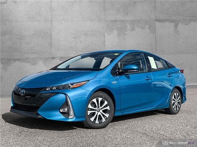 2020 Toyota Prius Prime Upgrade (Stk: 2049) in Dawson Creek - Image 1 of 25