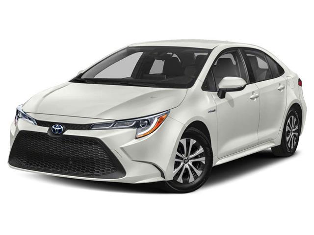 2021 Toyota Corolla Hybrid Base w/Li Battery (Stk: 317474) in Winnipeg - Image 1 of 9