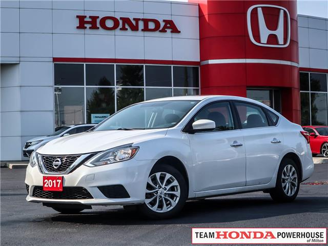 2017 Nissan Sentra  (Stk: 20379A) in Milton - Image 1 of 7