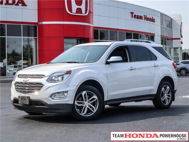 2017 Chevrolet Equinox Premier (Stk: 20481A) in Milton - Image 1 of 7
