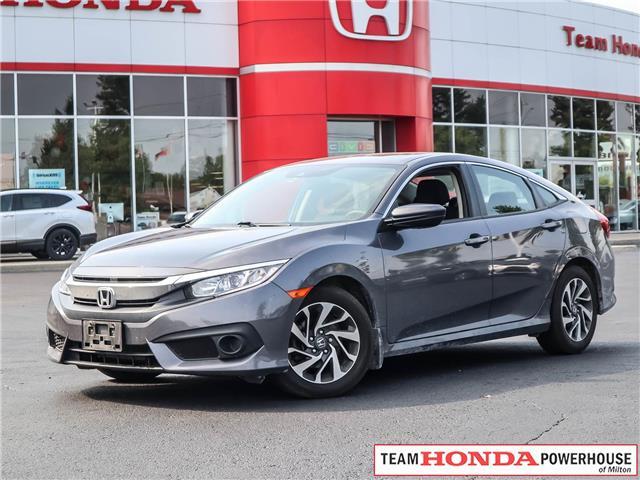 2017 Honda Civic EX (Stk: 3653) in Milton - Image 1 of 7
