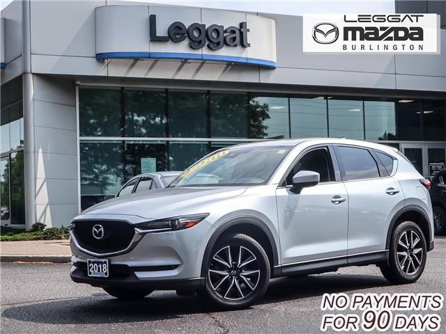 2018 Mazda CX-5 GT (Stk: 2094) in Burlington - Image 1 of 26