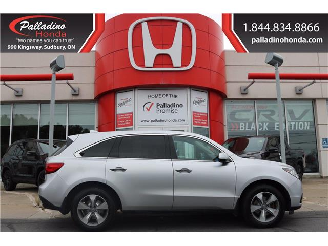 2015 Acura MDX Base (Stk: BC0076) in Greater Sudbury - Image 1 of 38