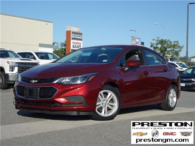 2016 Chevrolet Cruze LT Auto (Stk: 0210091) in Langley City - Image 1 of 27