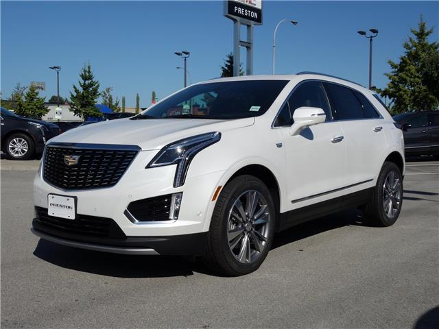 2020 Cadillac XT5 Premium Luxury (Stk: 0210380) in Langley City - Image 1 of 6