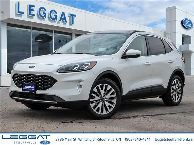 2020 Ford Escape Titanium (Stk: 20-40-185) in Stouffville - Image 1 of 30
