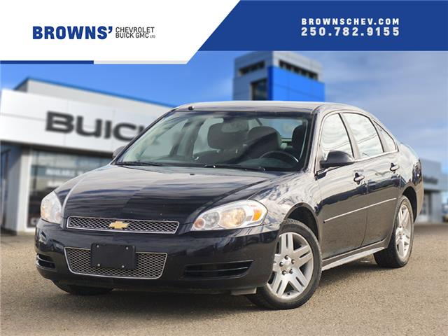 2013 Chevrolet Impala LT (Stk: 4506A) in Dawson Creek - Image 1 of 13