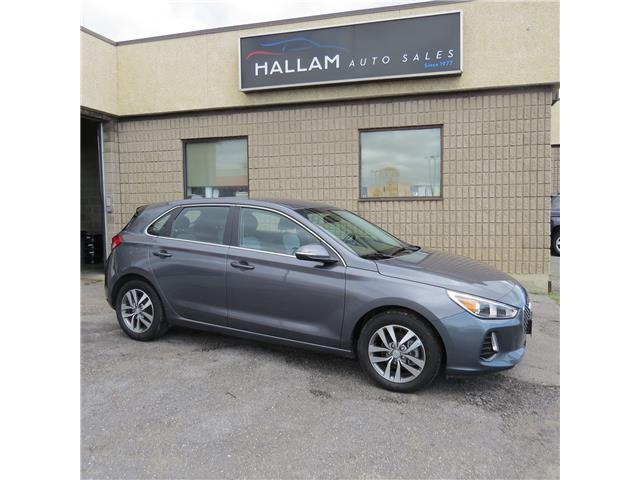 2018 Hyundai Elantra GT GL SE (Stk: ) in Kingston - Image 1 of 16