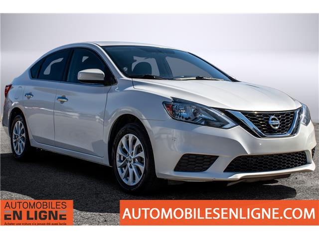 2016 Nissan Sentra 1.8 SV (Stk: 649794) in Trois Rivieres - Image 1 of 31