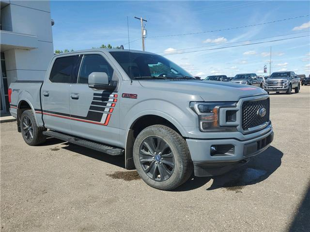 2019 Ford F-150 Lariat (Stk: 20233A) in Wilkie - Image 1 of 20