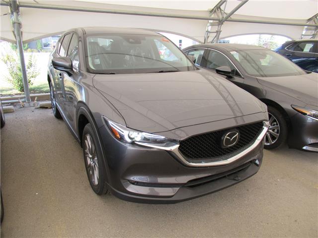 2020 Mazda CX-5 GT (Stk: M2853) in Calgary - Image 1 of 1